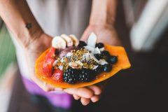 Aliments pour peau et intestins